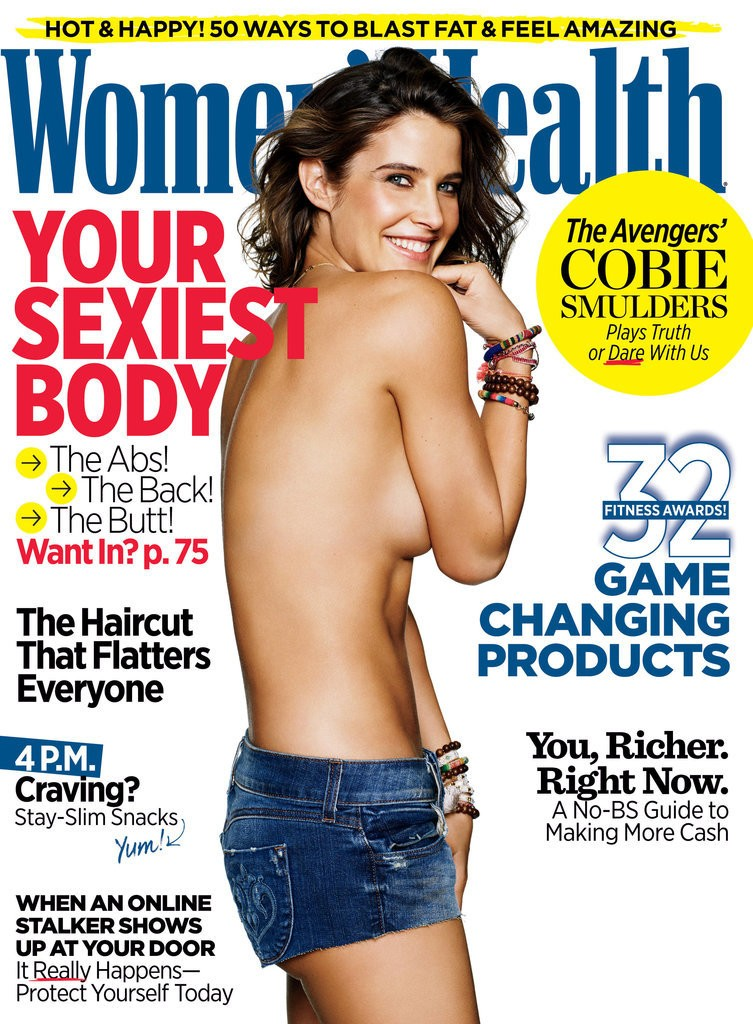 Cobie-Smulders-Women-Health-Magazine-Cover-May-2015