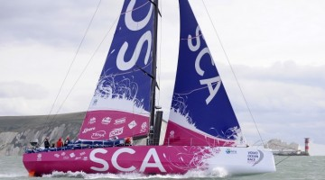 Inspiring Women Everywhere – Team SCA & Volvo Ocean Sailing Race