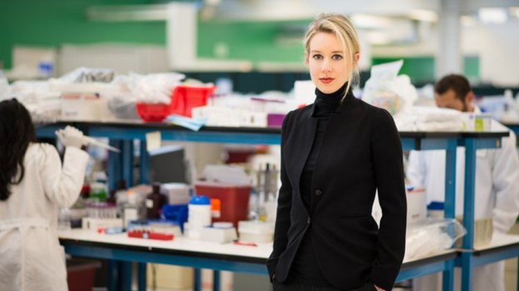 Taking Control of Your Own Health from Theranos & the Woman Who is Making it Possible