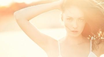 glowing skincare