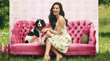 Olivia Munn Covers 'Good Housekeeping'