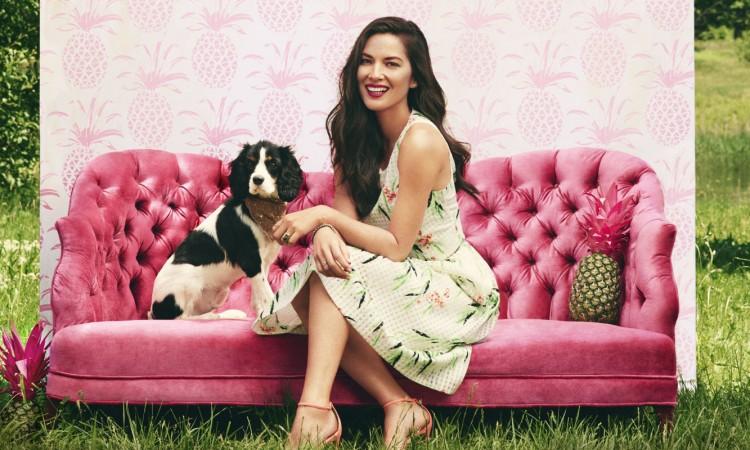 Olivia Munn Covers 'Good Housekeeping'