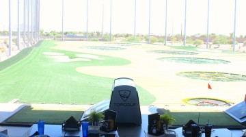 Enjoying Sunday Brunch at Topgolf with Food, Drinks, Golf & Fun! #FirstTimersClub