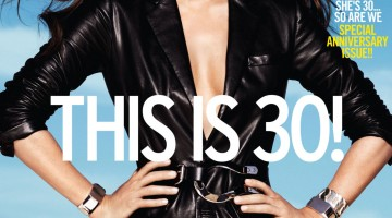 "Keira Knightley Covers Elle Magazine ""This is 30"""