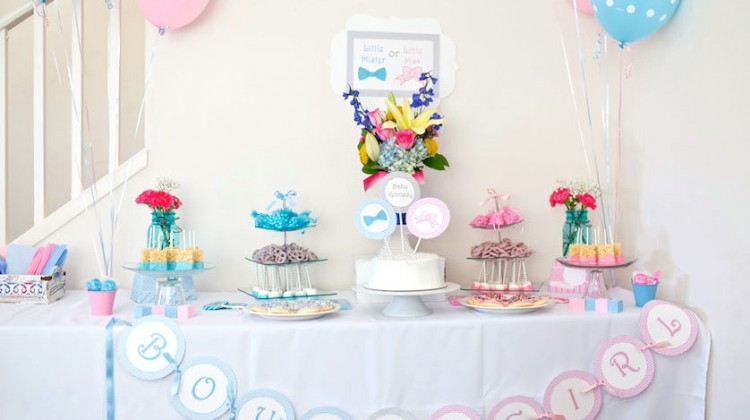 Our Early Gender Reveal from Panorama Testing