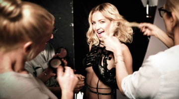 Kate Hudson Covers Allure Magazine