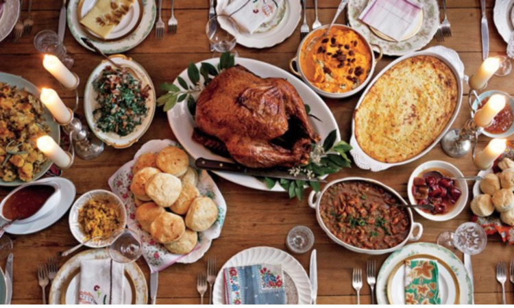 Thanksgiving Survival Guide – How to Not Ruin Your Diet