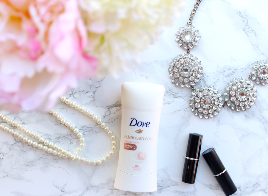 #EssentialUpgrade My Beauty Routine with Dove - MyThirtySpot