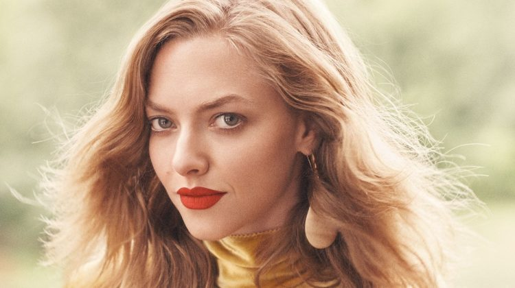 Amanda Seyfried Opens Up About Mental Illness for Allure Magazine