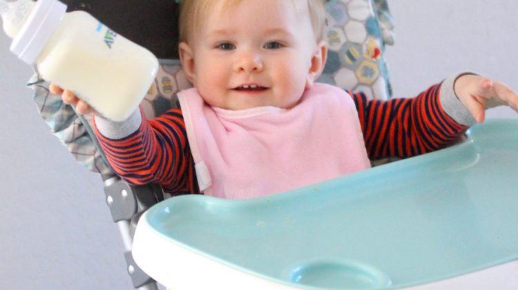 The Anti-Colic, Anti-Fussy, Anti-Gas Baby Bottle