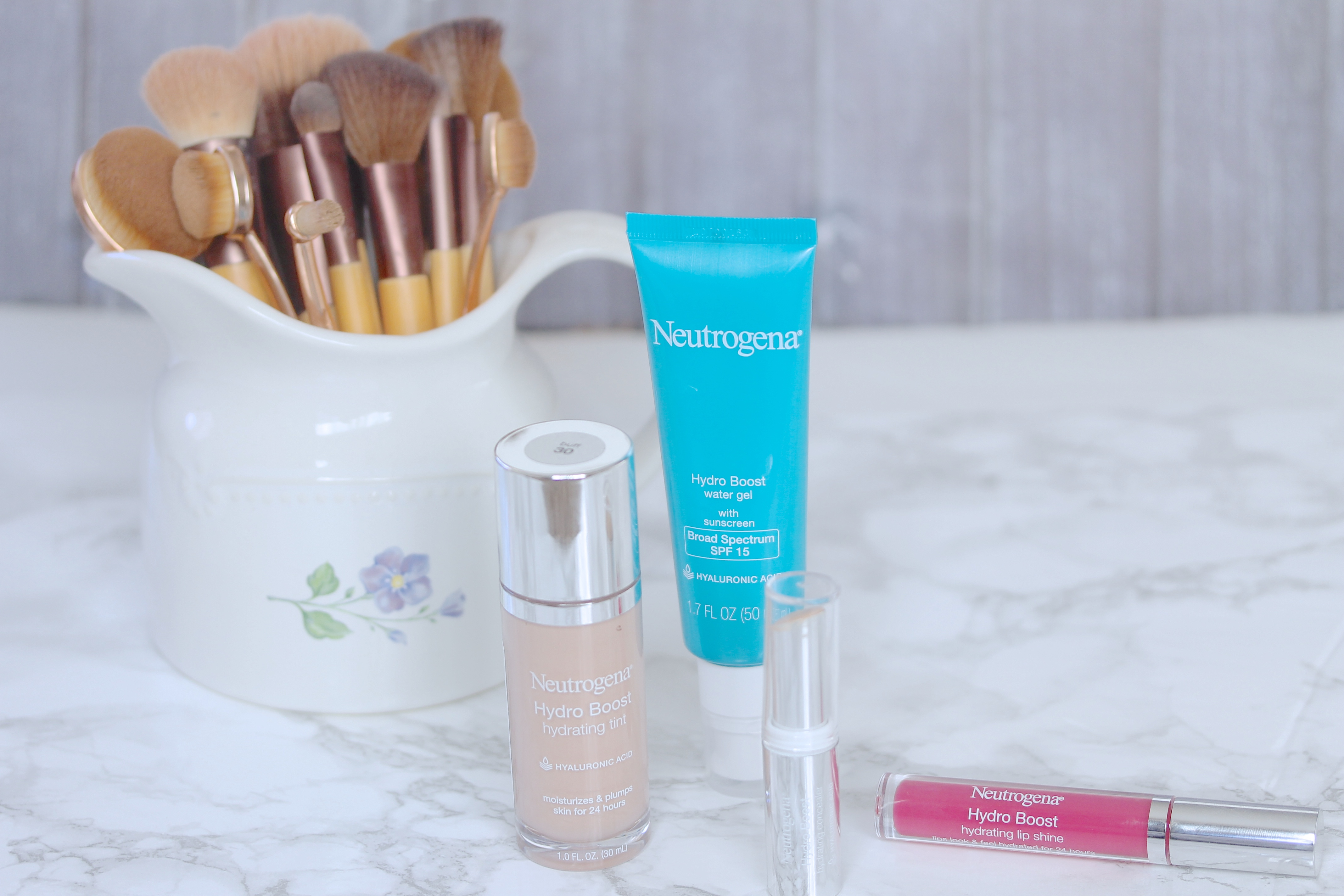 Keeping My Skin Hydrated with Neutrogena's New Hydro Boost Line - MyThirtySpot