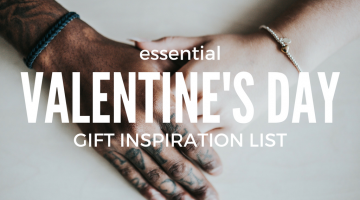 An Essential Valentine's Day Gift Inspiration List