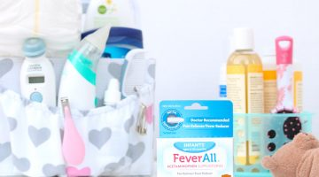 An Easy, Mess-Free Way to Administer Medicine to Your Baby