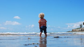 Essentials When Traveling With a Toddler