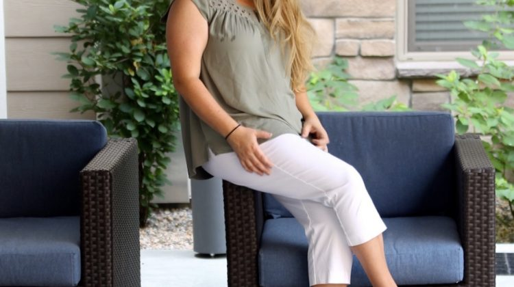 Thrifting For A Fabulous Summer Wardrobe + $50 Gift Card Giveaway!