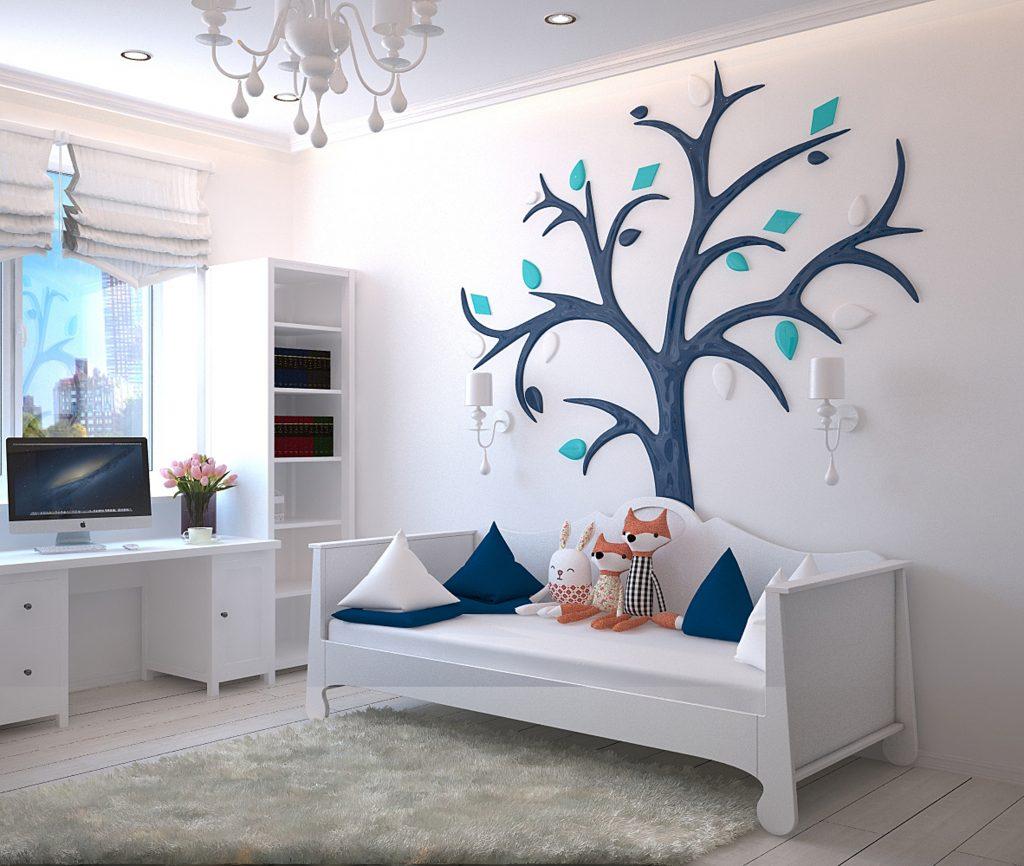 Tips For Decorating Children S Bedrooms Mythirtyspot