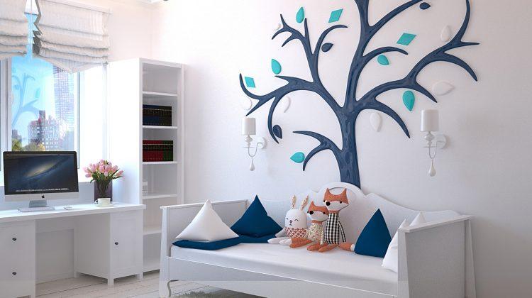 decorating children's room